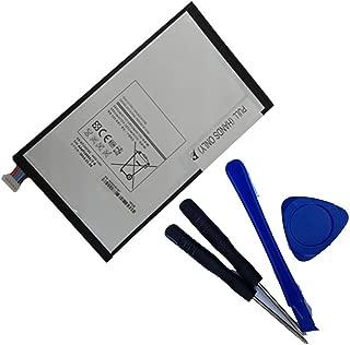 Powerforlaptop Replacement internal battery for Samsung Galaxy Tab 4 8.0 T330 SM-T330 T33 T331 T337 SM-T337T T337A EB-BT330FBE EB-BT330FBU EB-BT330FBC