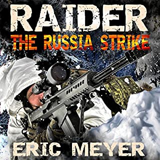 Raider Black Ops audiobook cover art