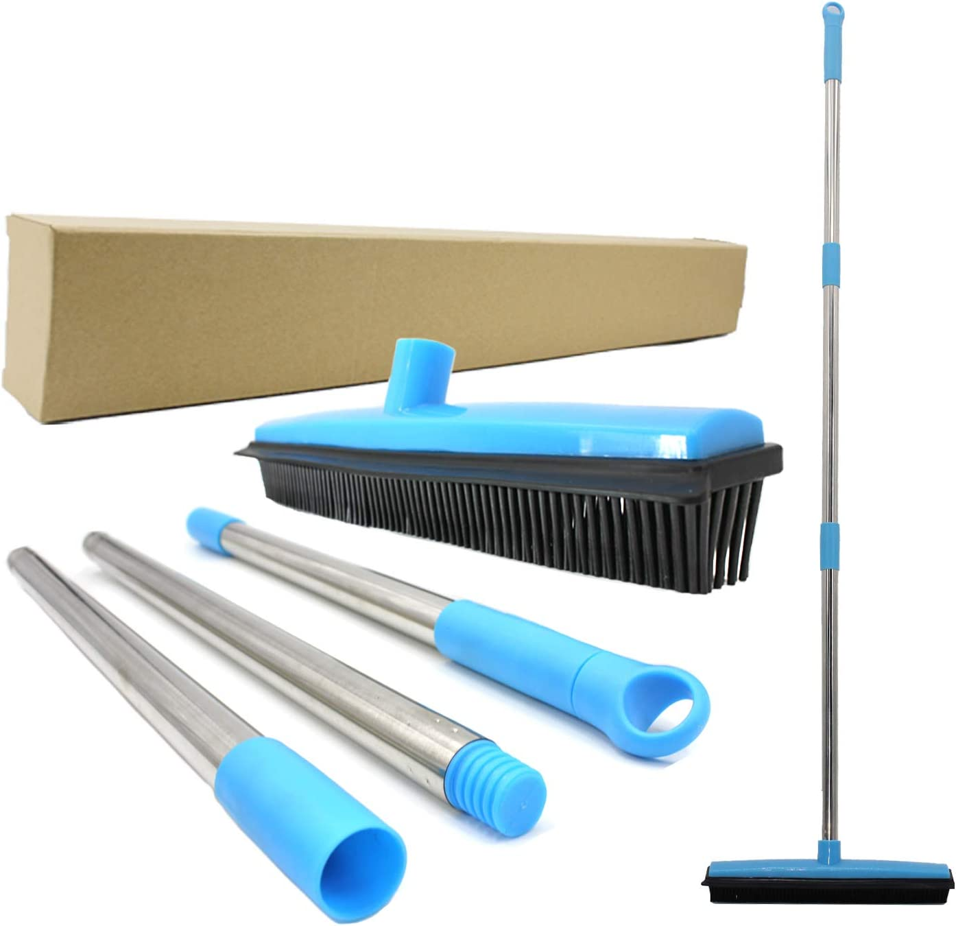Wholesale Fang Shan Fur Buster Rubber Broom Hair - with New mail order Remov Pet Squeegee
