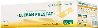 HAKUZO Eleban Prestat Plaster, 50 count