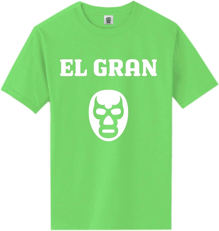 zerogravitee El Gran Short Sleeve Neon Tee