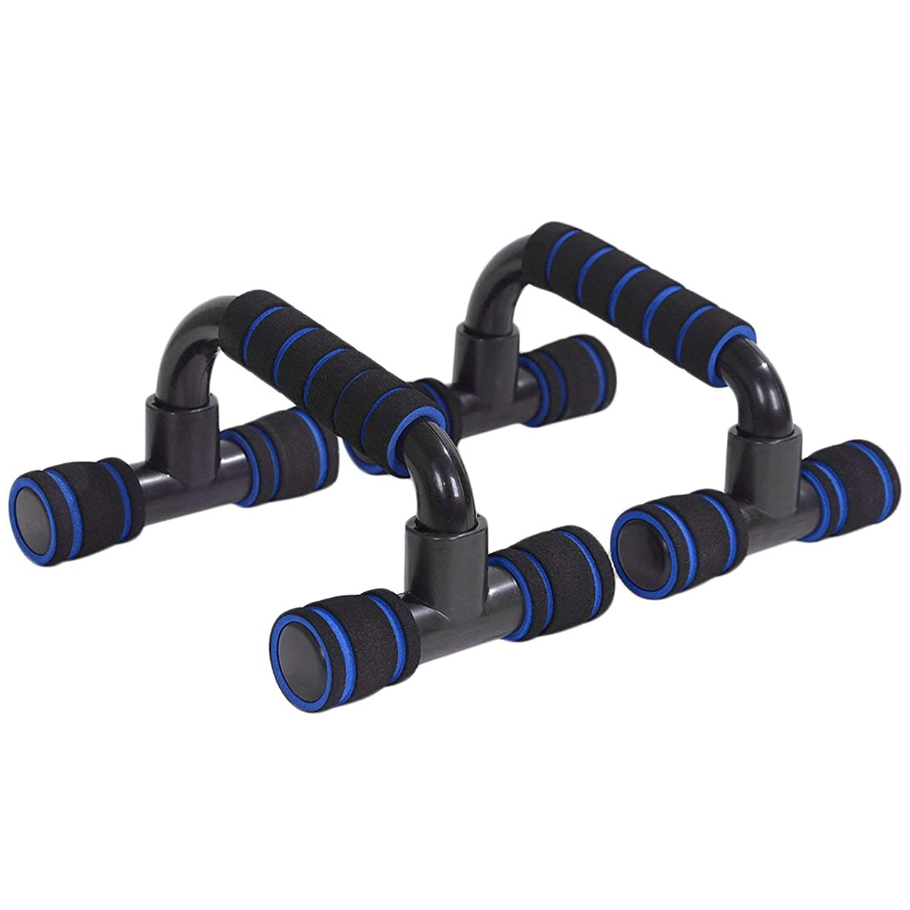 FayOK New Push Up Bars Stand Handle Exercise Training Pushup Chest Arms Tools