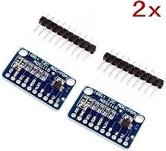 JZK 2 x CJMCU-ADS1115 Mini 16 Byte Precision Analog-to-Digital Converter ADC Development Board Module