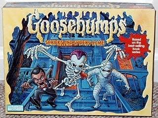 Goosebumps; Shrieks and Spiders Game by Goosebumps