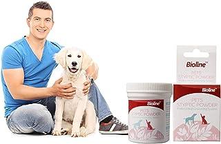 BGYL 犬用止血剤 14g クイックストップ出血粉末 急速止血 治療 回復 鎮痛剤 犬の止血パウダー 抗菌 止血パウダー 犬 、猫、鳥、抗炎症、抗菌、破傷風、外傷性止血粉末