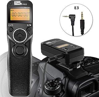 Pixel TW-283 E3 Disparador inalámbrico Control Remoto Mandos a Distancia para Canon cámara