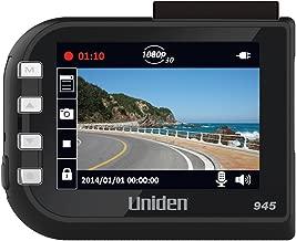 Uniden DC4, 1080p Full HD Dash Cam, 2.4