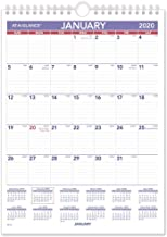AT-A-GLANCE 2020 Monthly Wall Calendar, 8