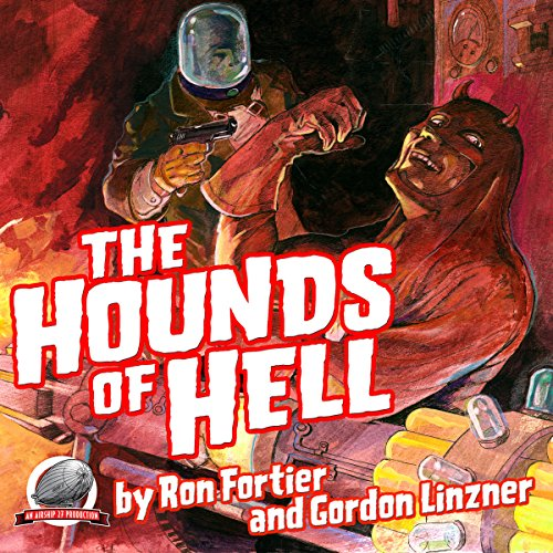 The Hounds of Hell audiobook cover art