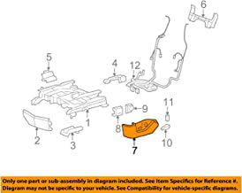 GENERAL MOTORS 88993972 BEZELD SEAT ADJR SWW LUMBAREBONY