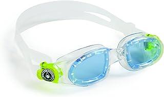 comprar comparacion Aqua Sphere - Gafas de natación Moby Kids Infantiles, Color Azul