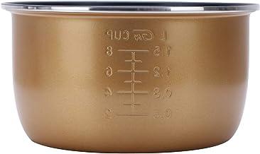 Oyolan Cuiseur à Riz Pot Intérieur Marmite Electrique de Riz Accessoires de Remplacement de Récipient Pot de Cuisson Intér...