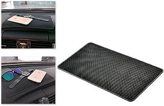 Alfombrillas antideslizantes Accesorios para coche Techting Puerta de Coche Groove Cojines Antideslizantes de la Puerta de la Ranura del cojín automático a Prueba de Polvo Mat Interior para Volkswagen Polo 11-16
