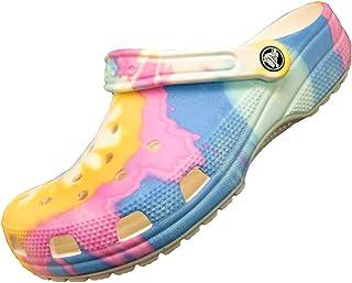 Crocs Classic Tie Dye Graphic Clog