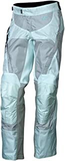Klim Savanna Women's Motocross Motorcycle Pants - Blue/Size 14