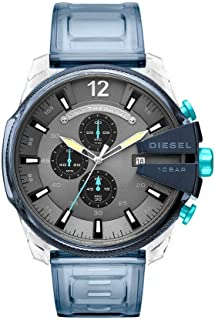Diesel Men's CHIEF Watch Blue