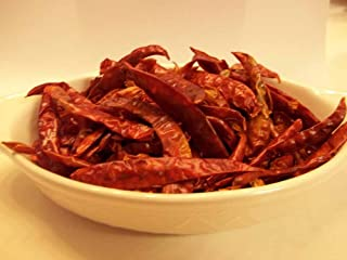 CAYENNE PEPPER, WHOLE DRIED, ORGANIC, 1 lb , DELICIOUS FRESH SPICY DRIED HERB