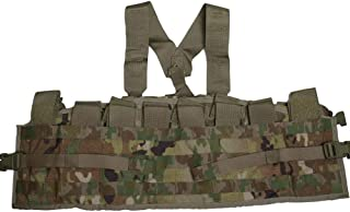Genuine Military GI MOLLE II Multicam TAP Tactical Panel W/Shoulder Straps 8465-01-641-8924