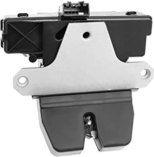 ford focus boot lock mechanism