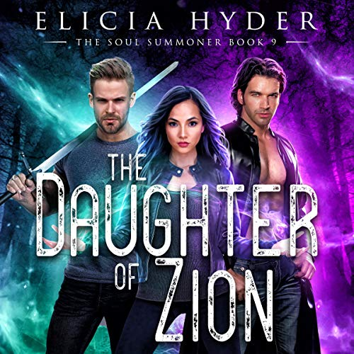 The Daughter of Zion cover art