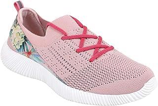 KazarMax Women Pink Training Slip-On Shoes