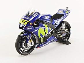 Minichamps 122173046 1:12 Yamaha YZR-M1 Moviestar-Valentino Rossi-2017 Moto GP, Multi
