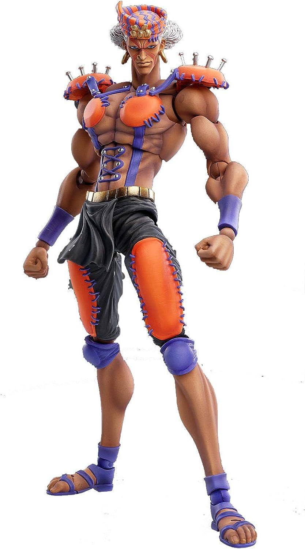 Super Figure Action [JoJos Bizarre Adventure] Part II 46.Esidisi (Hirohiko Araki Specify color) (PVC Figure) (japan import)