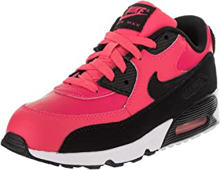 Nike Kids Air Max 90 LTR (PS) Running Shoe