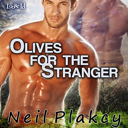 Olives for the Stranger audiobook cover art