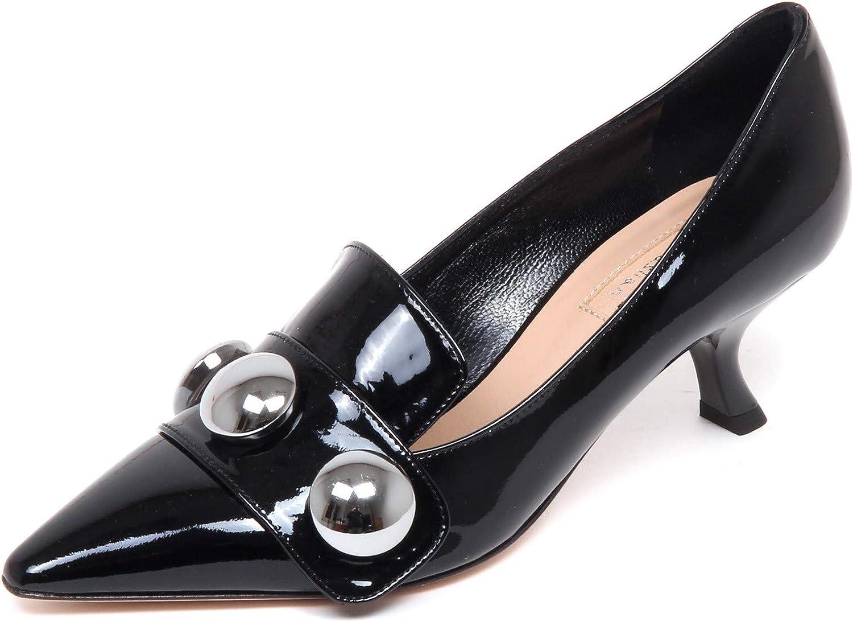 Sebastian Sebastian F6240 Decollete damen schwarz schuhe patent schuhe Woman  Bis zu 60% Rabatt