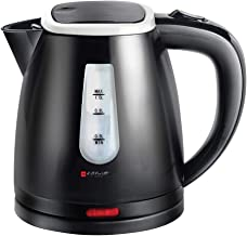 Cello Electric Kettle 1 Ltr 600 B , 1200W, Black