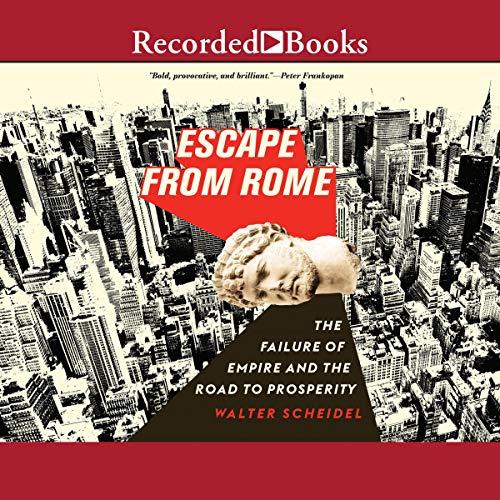 Escape from Rome cover art