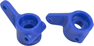 RPM 80375 Front Bearing Carriers for Slash 2WD, Nitro Slash, E-Rustler and E-Stampede 2WD, Blue