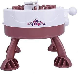 Labuda Machine à Tricoter à la Main, Jouet de Tissage, Machine à Coudre Intelligente de tisserand, métier à Tisser pour En...