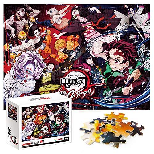 TDCQ Puzzle Adultos 1000 Piezas,Puzzles para Adultos,Puzzle 1000 Piezas Adultos,Puzzle 1000 Piezas Paisajes Adultos,Puzzles para Adultos Educa 1000 Piezas,1000 Piezas Rompecabezas (Personaje animado)