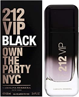 Carolina Herrera 212 VIP Black for Men Eau de Parfum 100ml
