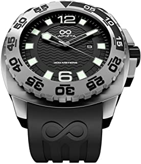 AUDAX Diving Watch from LAPIZTA. Chronograph Sport Oversized Watch 43mm