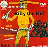 Copland: Billy the Kid / Gould: Fall River Legend / Bernstein: Facsimile