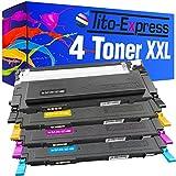 Tito-Express PlatinumSerie 4 Toner XXL Compatible con Samsung CLT-4092S CLP-310 CLP-310K CLP-310N CLP-310NK CLP-315 CLP-315K CLP-315N CLP-315W CLP-315WK