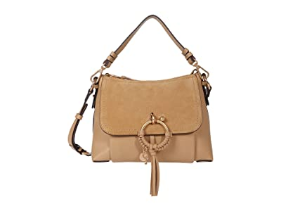 See by Chloe Joan Small Hobo Leather
