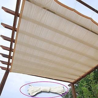 Amazon.es: malla de sombreo 5x5 m beige