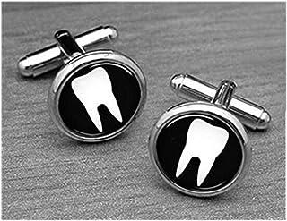we are Forever family Gemelos de dientes, gemelos de dentista, tintas de puño del doctor dentista