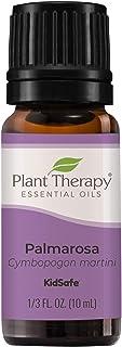 Plant Therapy Palmarosa Essential Oil 100% Pure, Undiluted, Natural Aromatherapy, Therapeutic Grade 10 mL (1/3 oz)