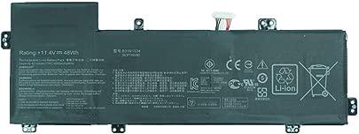 Hubei 11 4V 48Wh 4050mAh B31N1534 kompatibler Laptop Akku f r Asus Zenbook U5000 UX510UX UX510UW Serie Notebook B31BN9H