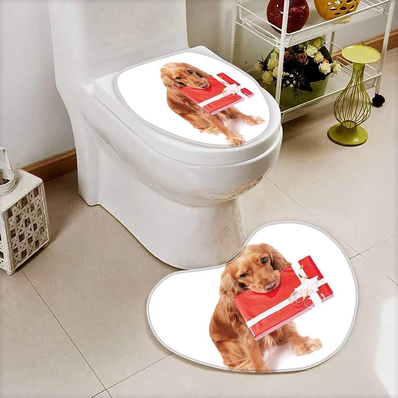 2 Piece AntiSlip mat Set The Nice Dog The Present AntiSlip Water Absorption