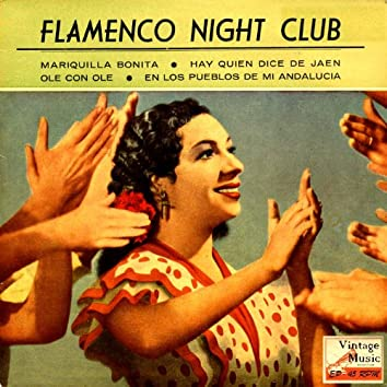 "Vintage Flamenco Rumba Nº7 - EPs Collectors ""Flamenco Night Club"""