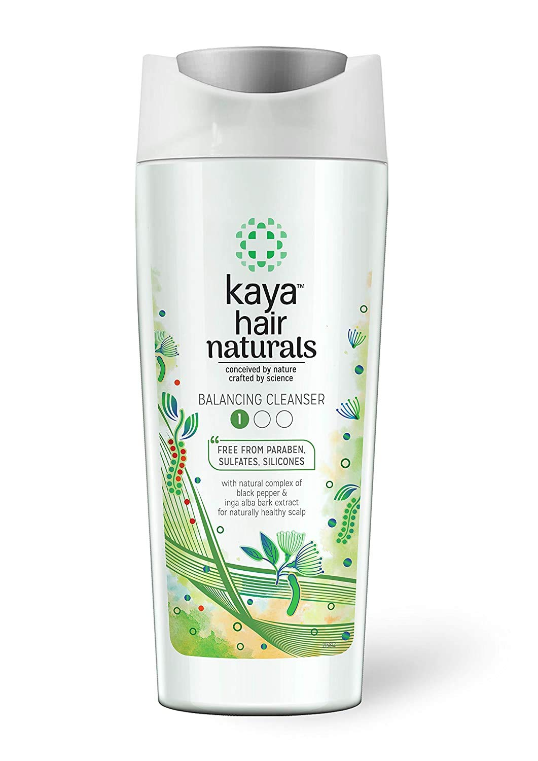 Kaya Clinic Balancing Cleanser Shampoo Sulfates No Paraben New life Don't miss the campaign