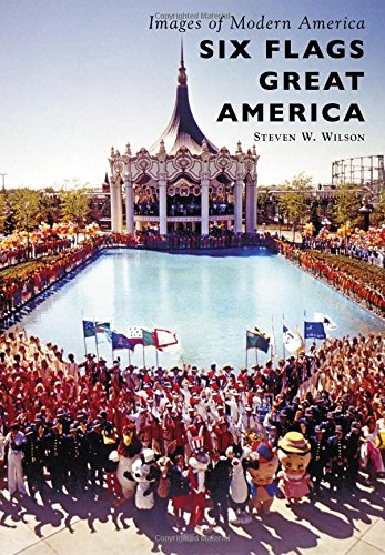 Six Flags Great America (Images of Modern America) New Jersey