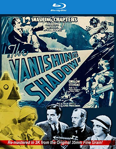 Vanishing Shadow, The [Blu-ray]