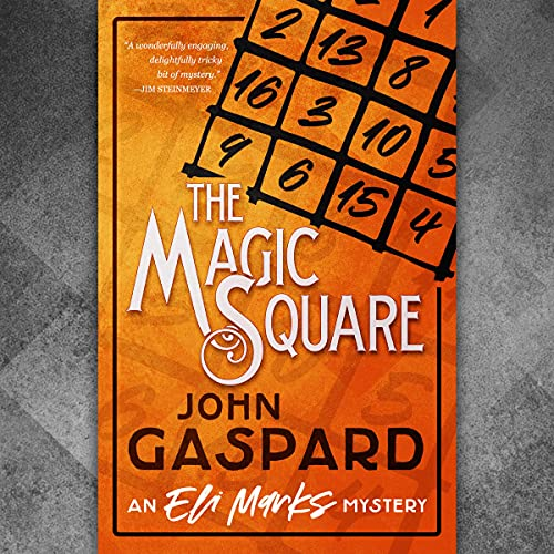 The Magic Square: A Puzzling Magic Convention Murder cover art